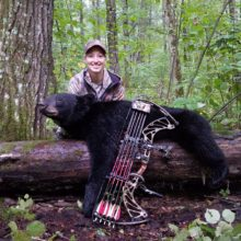 Do You Know Where to Shoot a Black Bear?
