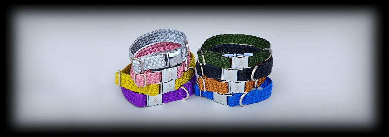 Metallic Collars