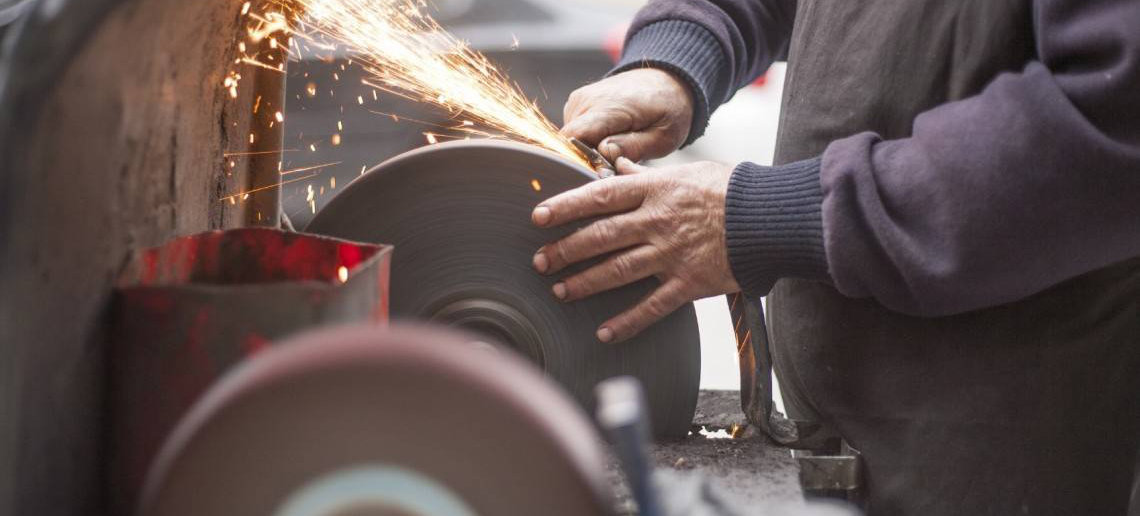 ROSPA approved training course for abrasive wheels