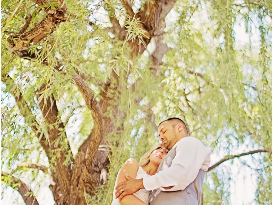 Monica & Drew's Wedding at Botanica Gardens