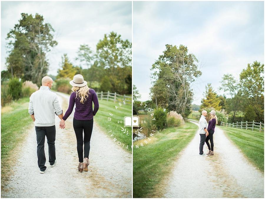 Kristen & Corey {Cincinnati Engagement Session}