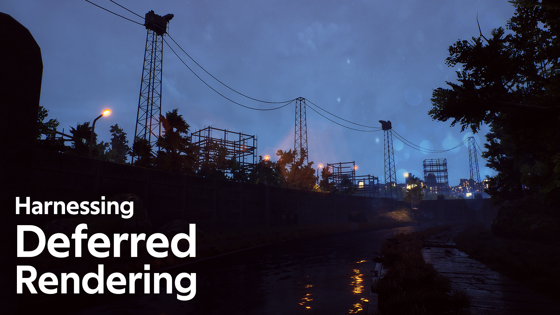 Harnessing Deferred Rendering