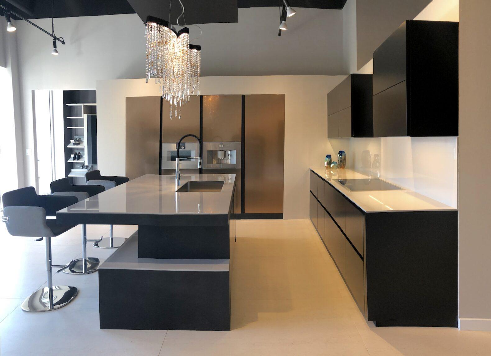 Armony Bronze Lux kitchen