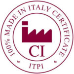 100% made in Italy Logo