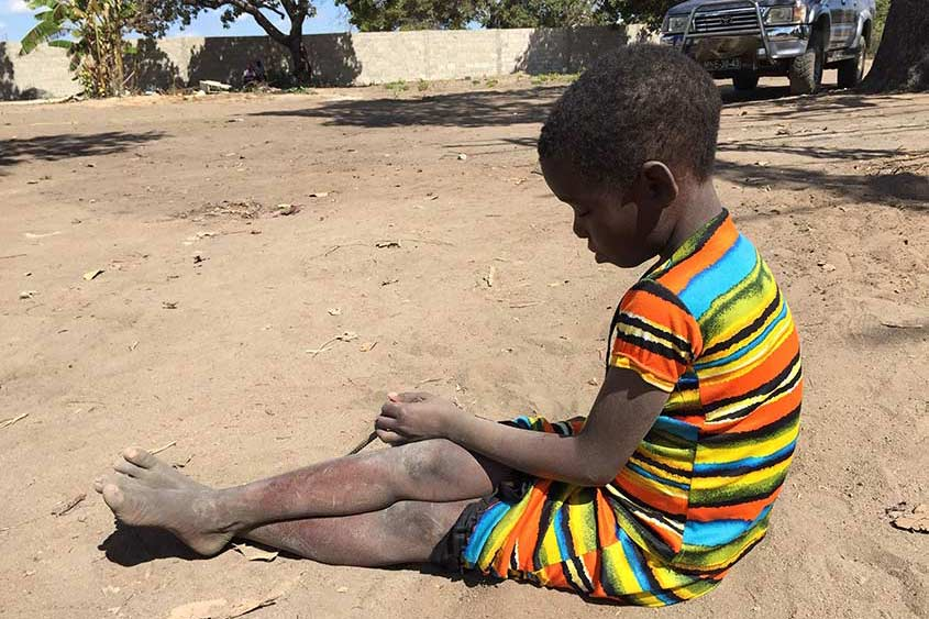 The food and water crisis in africa