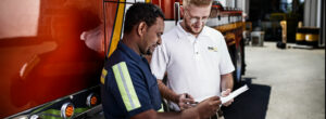 Foley Truck Center Service Techs