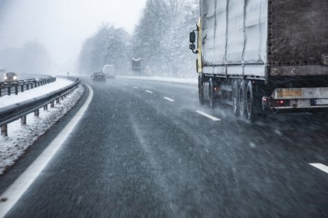 Prepare Your Semi Truck for Winter