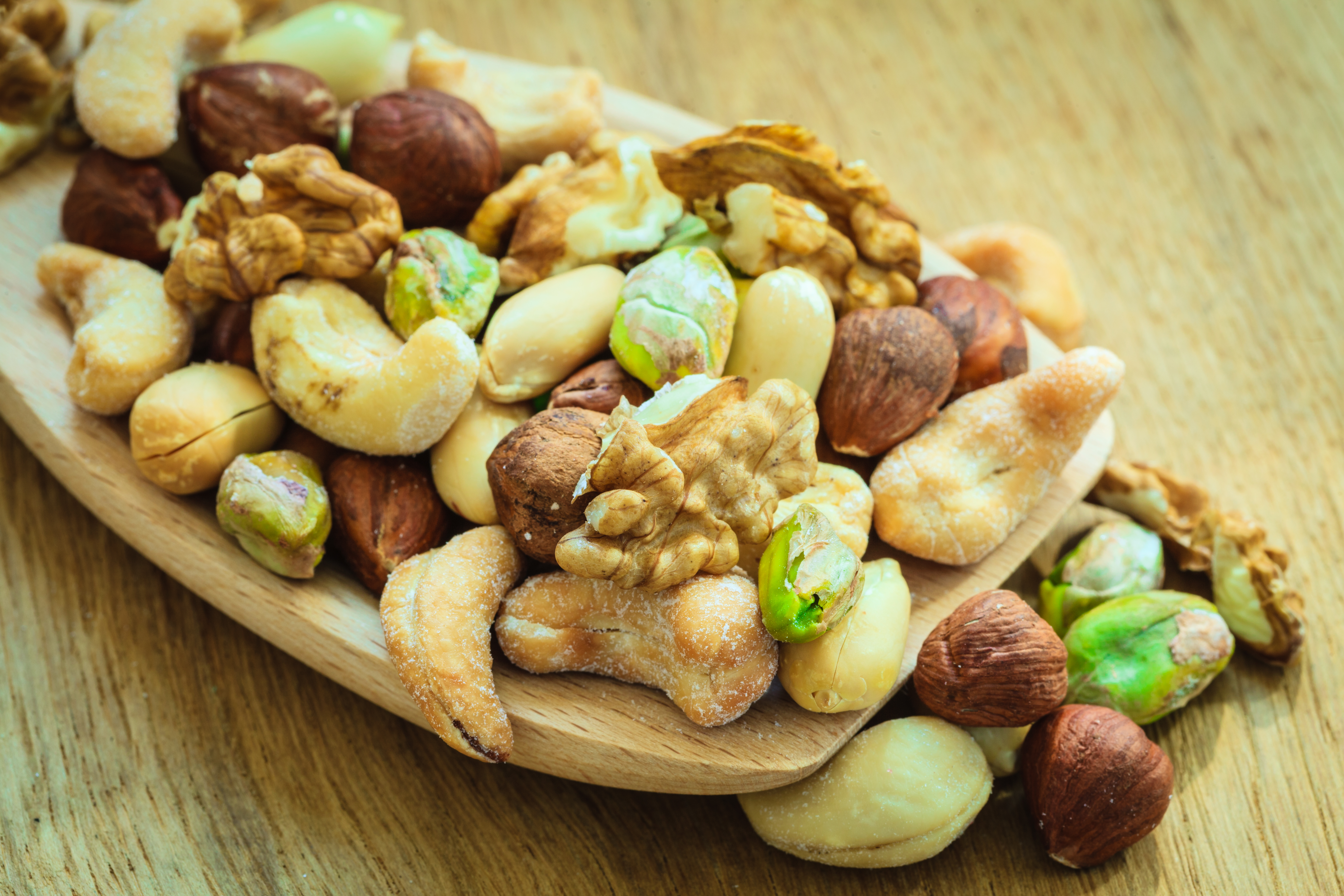 Latest Report: Nuts and Heart Disease
