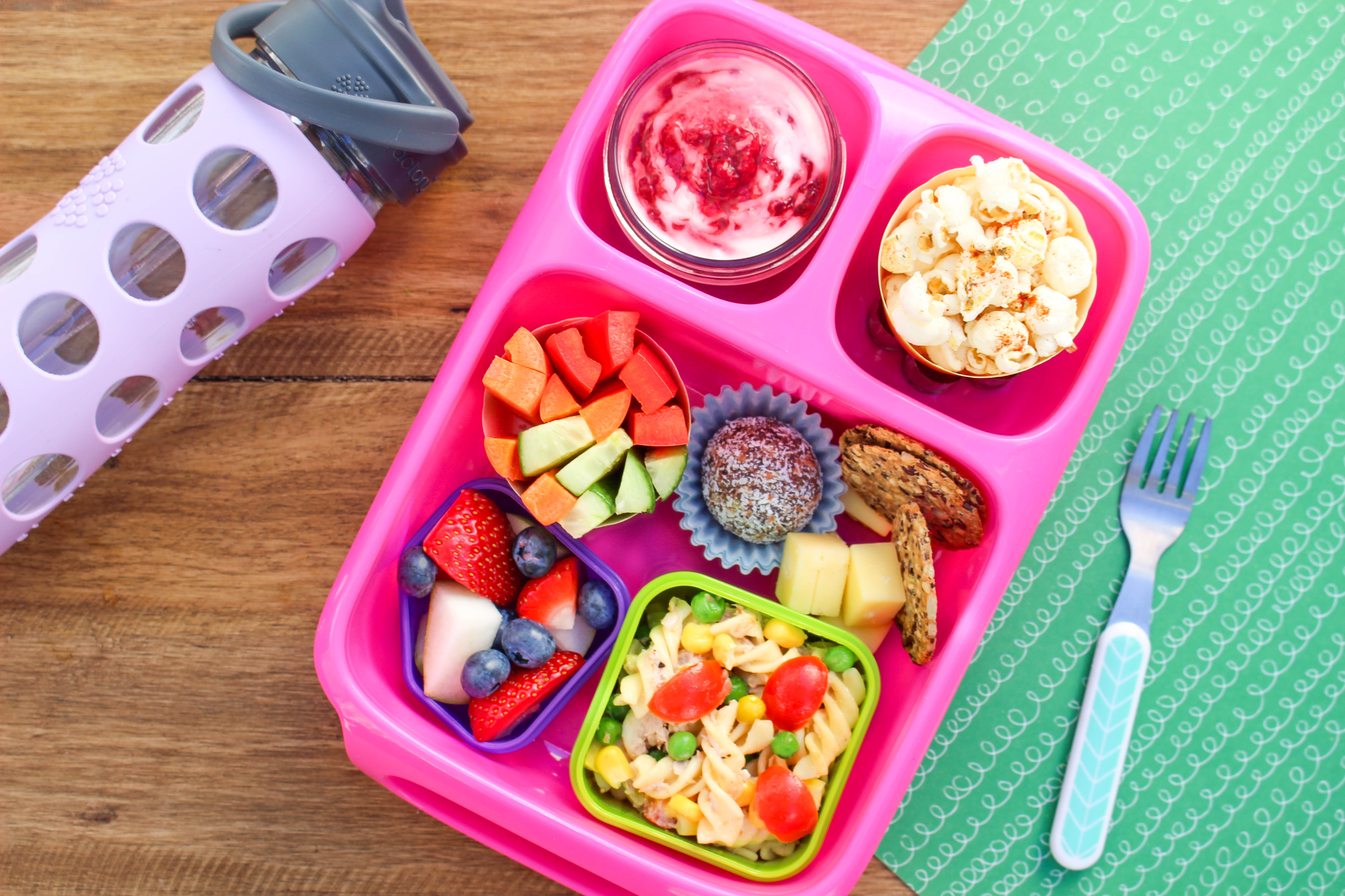The School Lunchbox Made Easier