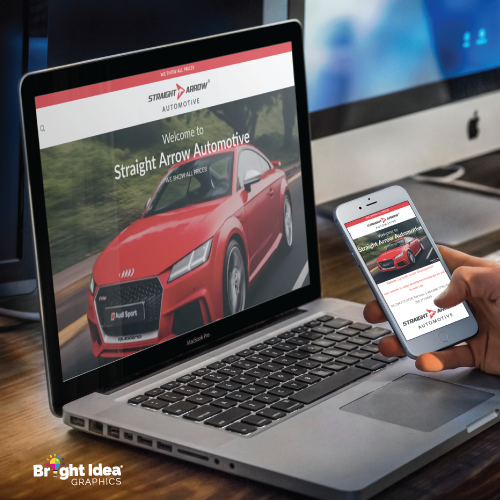 straitarrow-automotive-website