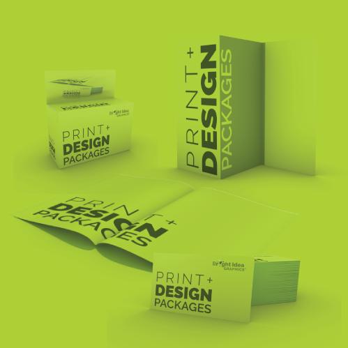 Bright-idea-graphics-print media