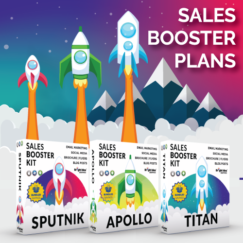 sales booster email marketing plans