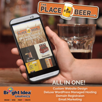 The_Place_for_beer_web_design_bright_idea_graphics.png