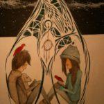 Ryan McGennisken, outsider artist, wanderer…