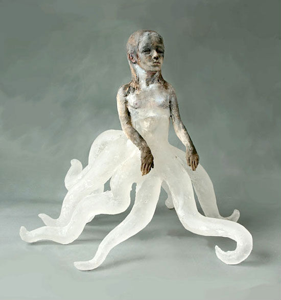 octopus girl christina bothwell