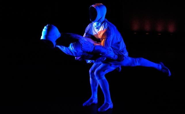 BodyVox dance troupe, Portland, Oregon