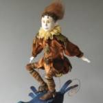 Marlaine Verhelst, porcelain artist, storyteller, The Netherlands