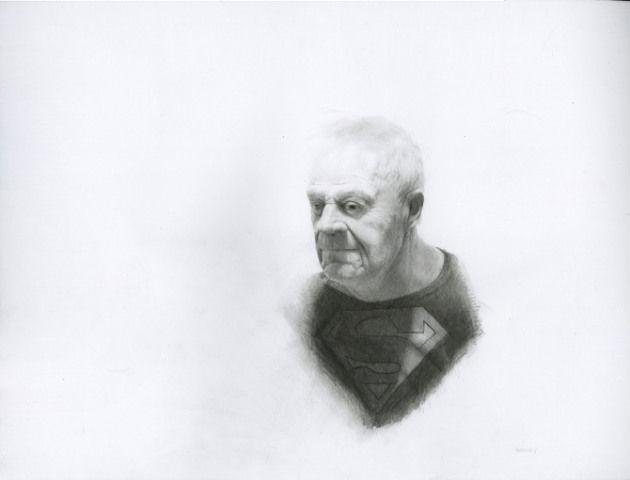 """Len as Superman,"" Jason Bard Yarmosky"