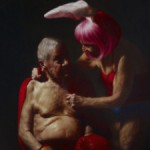 Jason Bard Yarmosky's Hyper-Realistic Oil Paintings Challenge Notions of Aging Gracefully