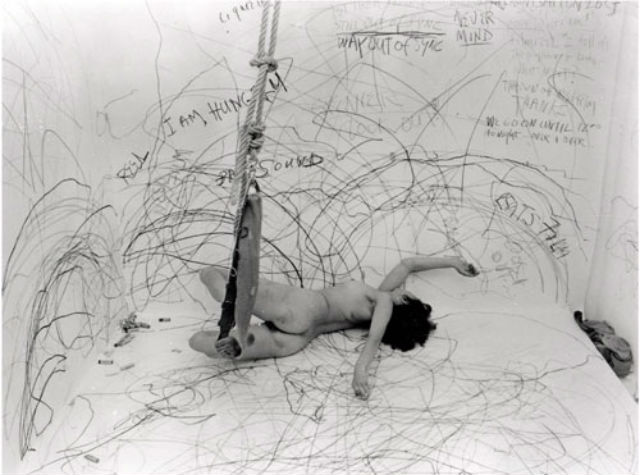 Carolee Schneemann Up To And Including Her Limits 1973-76 640