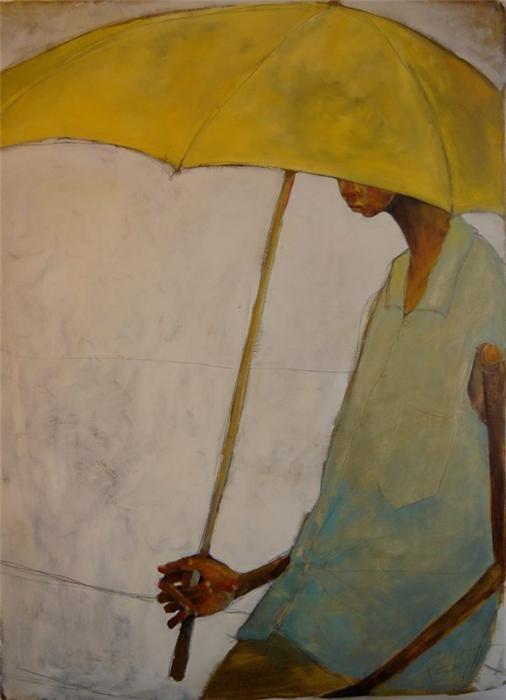 Olivia Pendergast umbrella