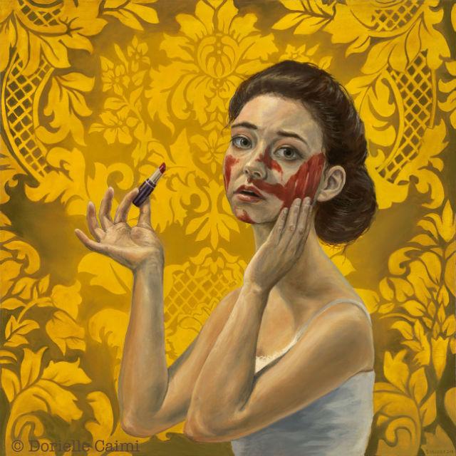 She-Got-A-Hold-of-My-Lipstick-Dorielle-Caimi-6401