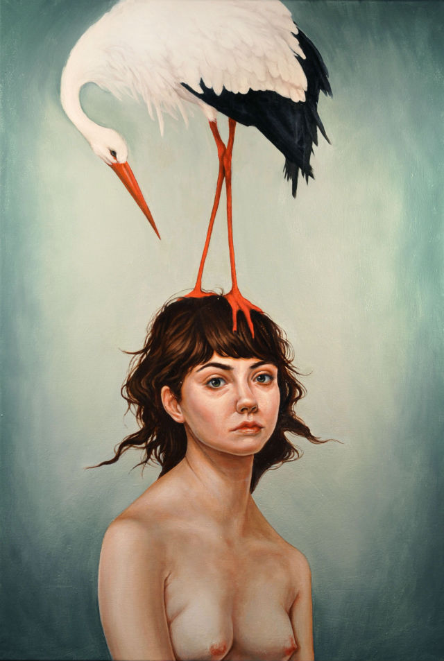 """Dorielle Caimi """"The Weight"""""""