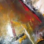 The Abstract Expressionism of Agapi Hatzi, Mathieu Fort, and Veronique Brosset
