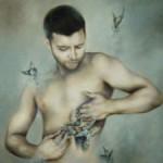 Regina Davis Izaguirre, Figurative Painter: What the Songbirds Carry