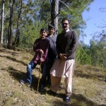 5 Me and kids hiking in hills 2012 600