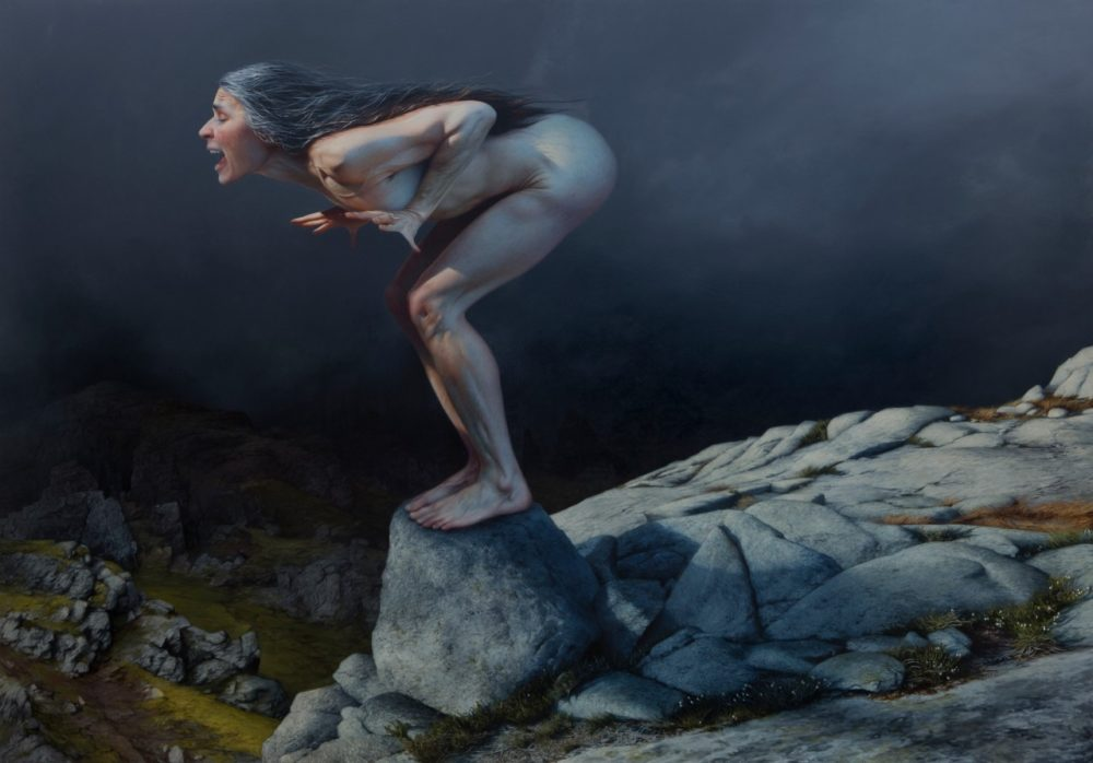 Splitting the Silence | Aleah Chapin