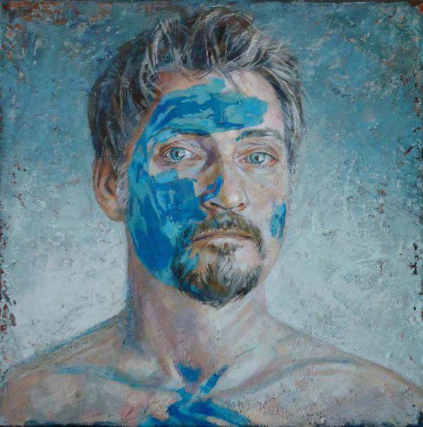 Self-portrait | Daniel Barkley