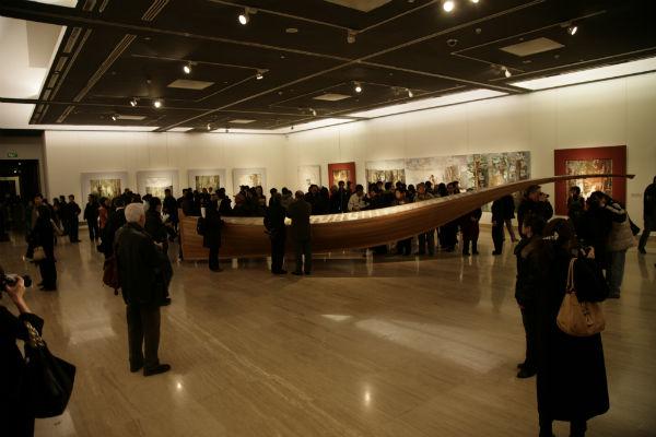 Exhibition from NAMOC China | Vangelis Rinas