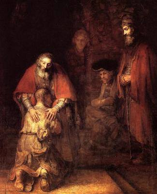 """The Return of the Prodigal Son 