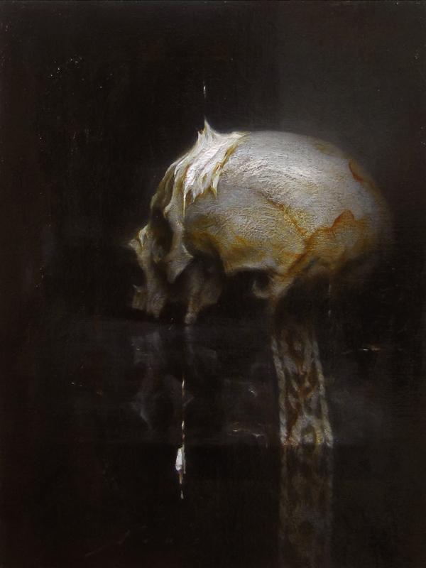 A Case of Man | 16x12 | Vincent Xeus