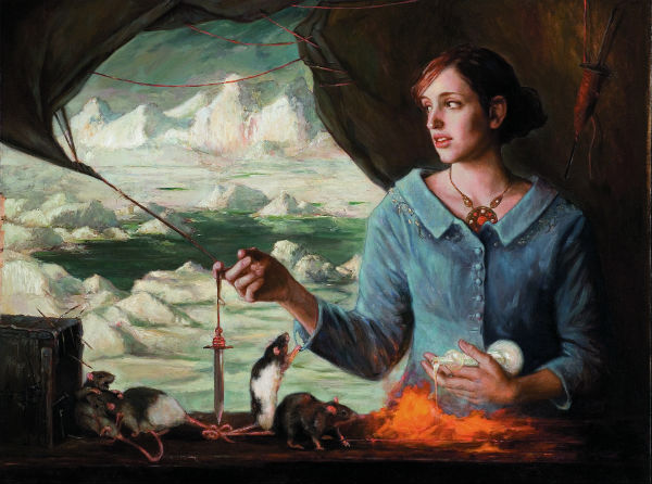 Three Fates | Gail Potowski