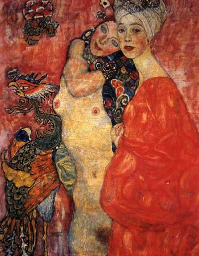 The Women Friends | 1917 | Gustav Klimt