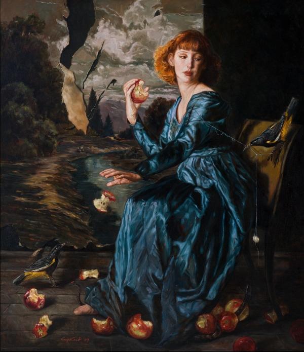 Opened Apples | Gail Potowski