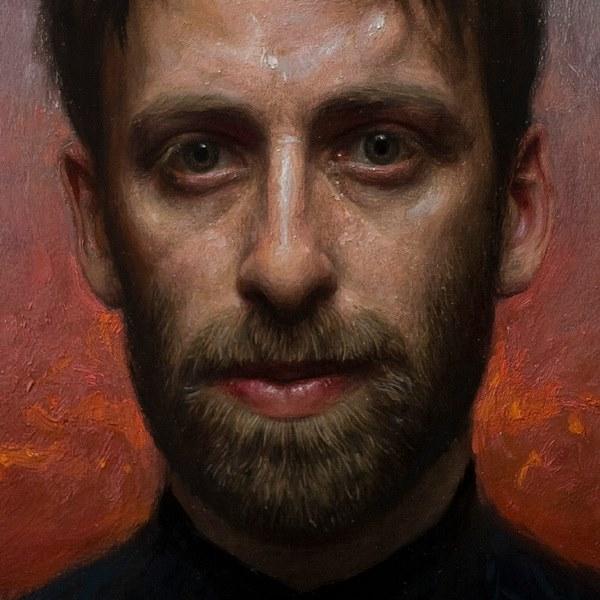 Conor Walton Self-portrait
