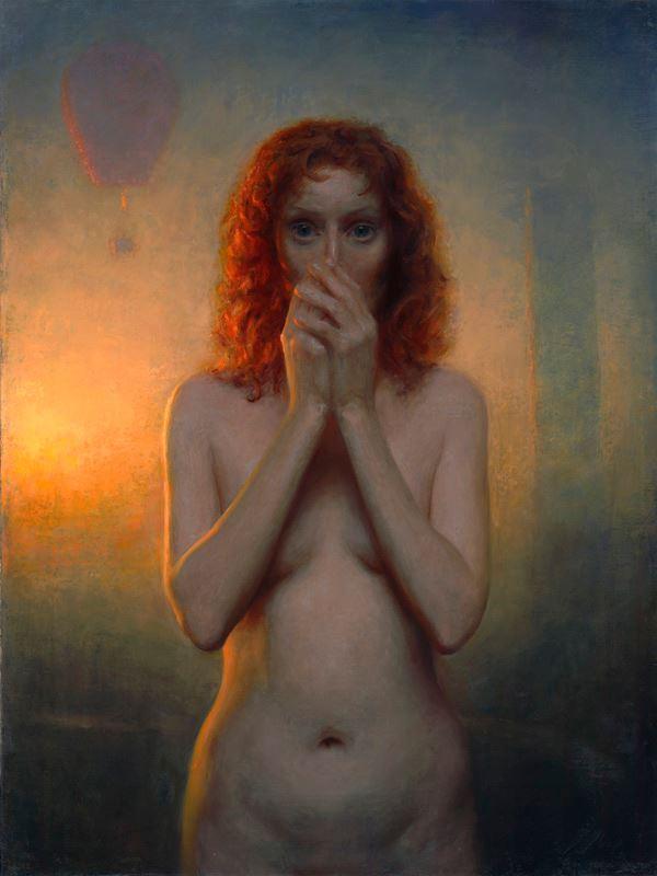 Speechless | Oil on linen | 36x27 | 2012