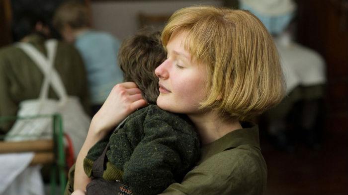 Scene from the film, Philomena