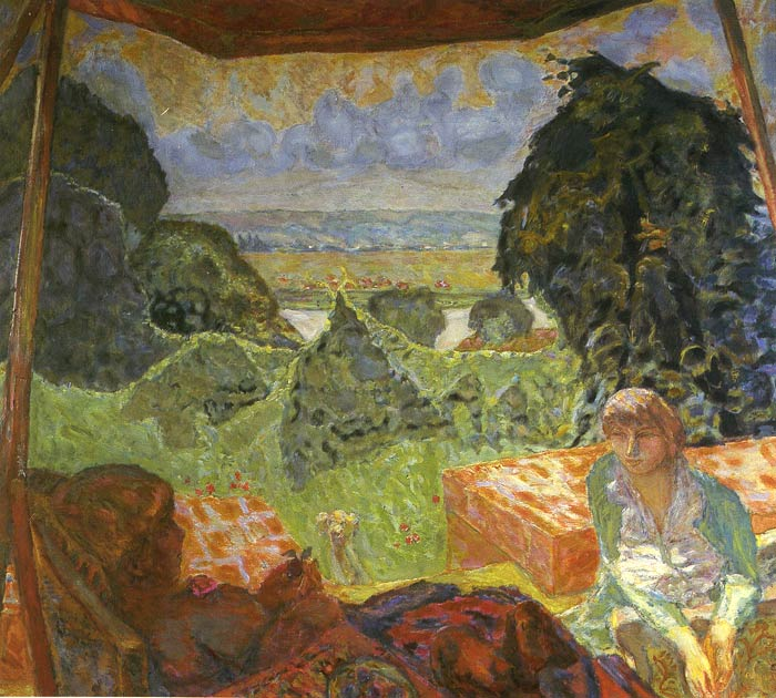 Pierre_Bonnard_700 × 630 Summer in Normandia, 1912