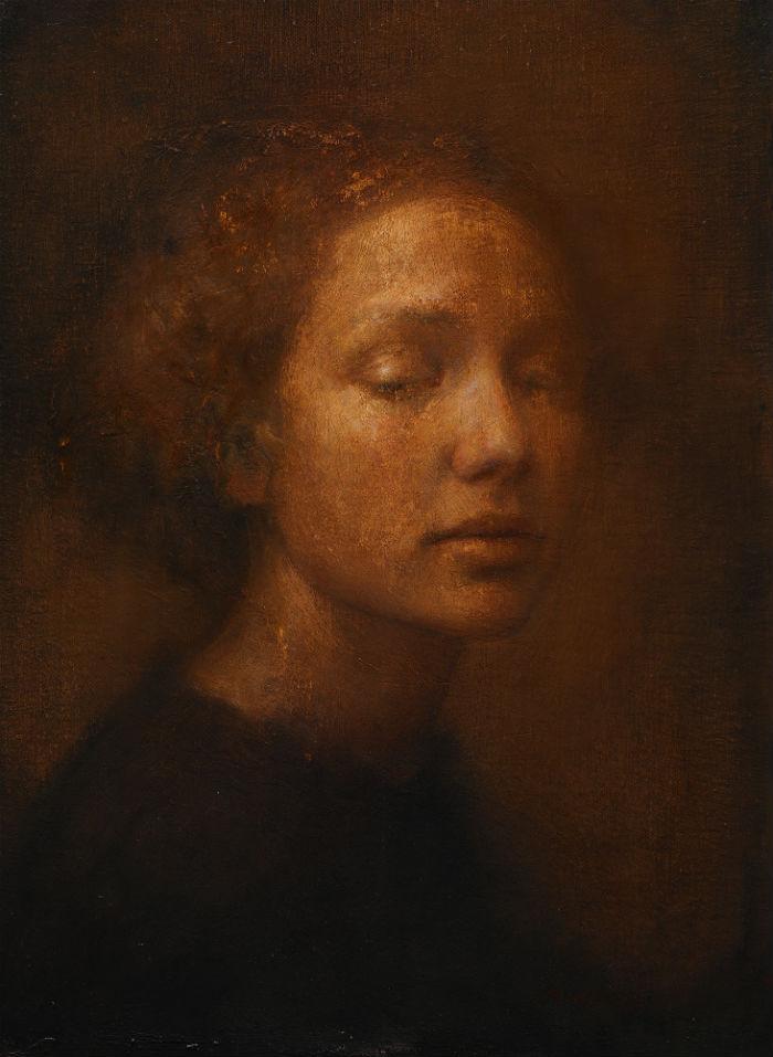 Self-portrait as Munch Knoop 700