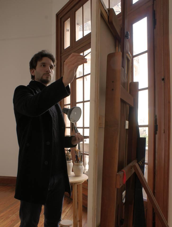 Martin Llamedo profile pic long shot