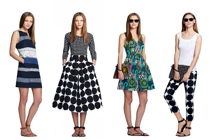 Marimekko fashions