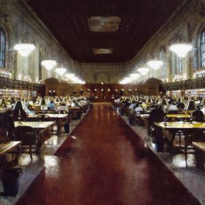 N.Y. Public Library | Miguel Angel Moya