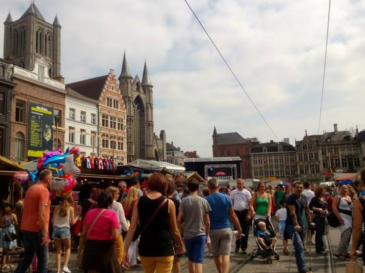 Gentse Feesten: The Greatest Festival You Haven't Heard of 1