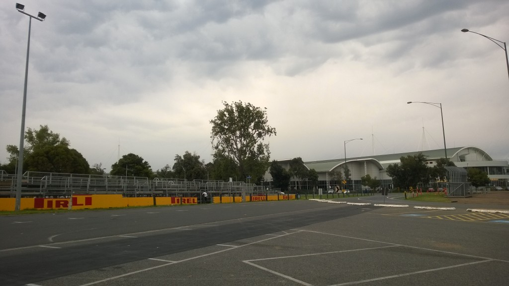 Turn 3, Albert Park