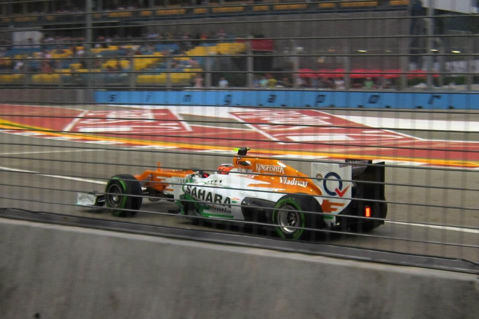 Nico Huelkenberg (Force India, 2012)