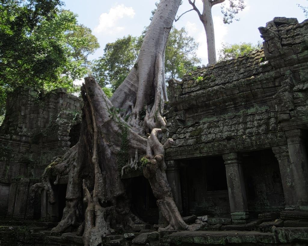 Preah Khan eastern gallery